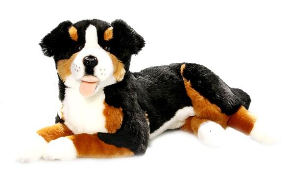 BIColini Knuffelhond Liggende Berner Sennen 42 cm