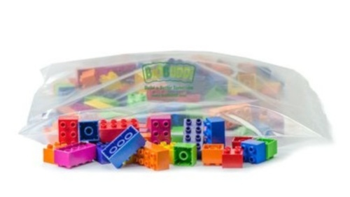 Mega Bloks Tafel : Test de mega bloks leertrein mamaplaats