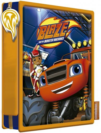 Nickelodeon Etui Blaze 31 delig