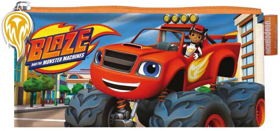 Nickelodeon Etui Blaze 21 x 9 x 2 cm