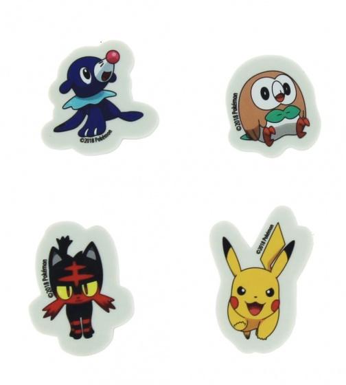 Blueprint Collections gummen Pokémon Sun&Moon 4 stuks kopen