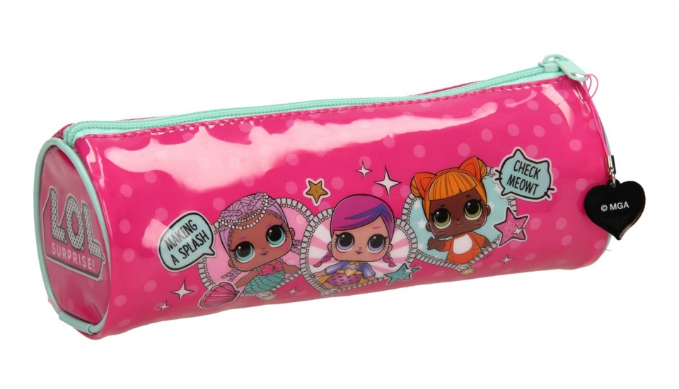 Blueprint Collections L.O.L. Surprise etui roze 22 cm