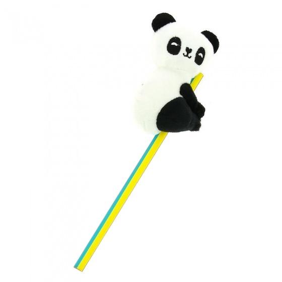 Blueprint Collections potlood Happy Zoo panda wit kopen