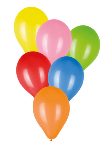 Boland ballonnen latex 23 cm 50 stuks