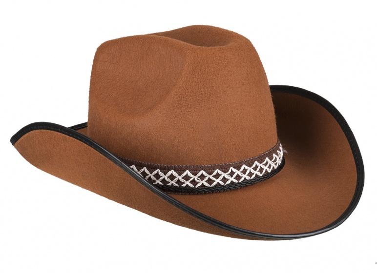 Boland cowboyhoed junior bruin