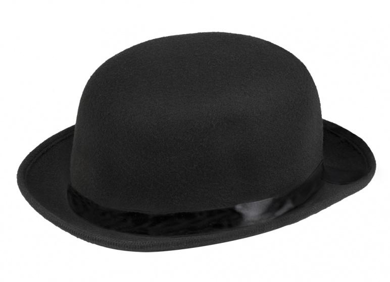Boland hoed Steambowler heren zwart one size