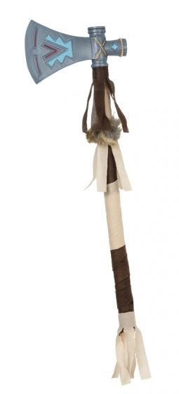 Boland indianenbijl 38 cm grijs