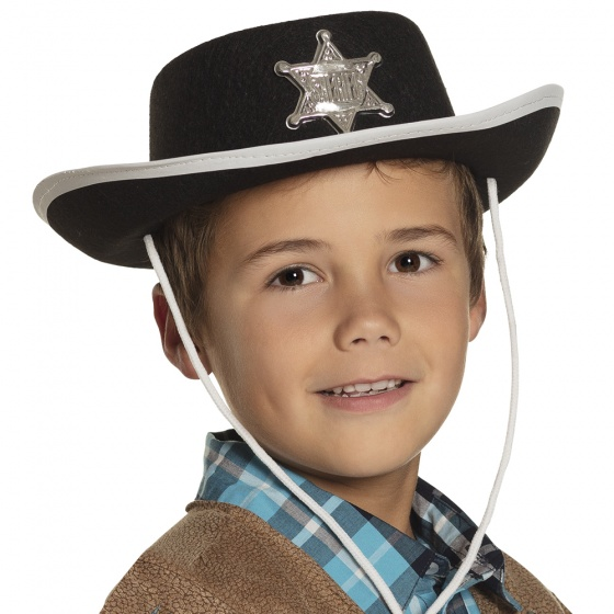 Hoed vilt Sheriff kid