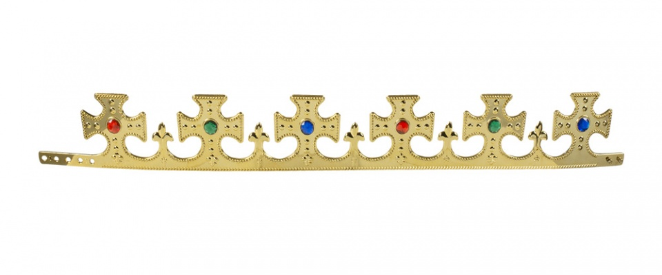 crown king gold adjustable