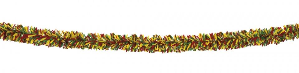 Boland slinger brandvertragend 10 meter rood/geel/groen