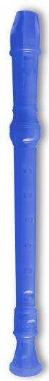 Bontempi Blokfluit Sopraan Blauw 32,5 cm