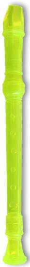Bontempi Blokfluit Sopraan Geel 32,5 cm