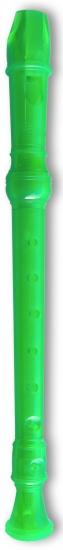 Bontempi Blokfluit Sopraan Groen 32,5 cm
