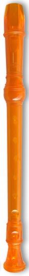 Bontempi Blokfluit Sopraan Oranje 32,5 cm