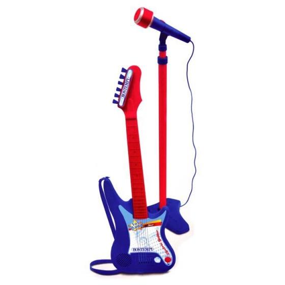 BON Electronic Guitar w- stand Micro.