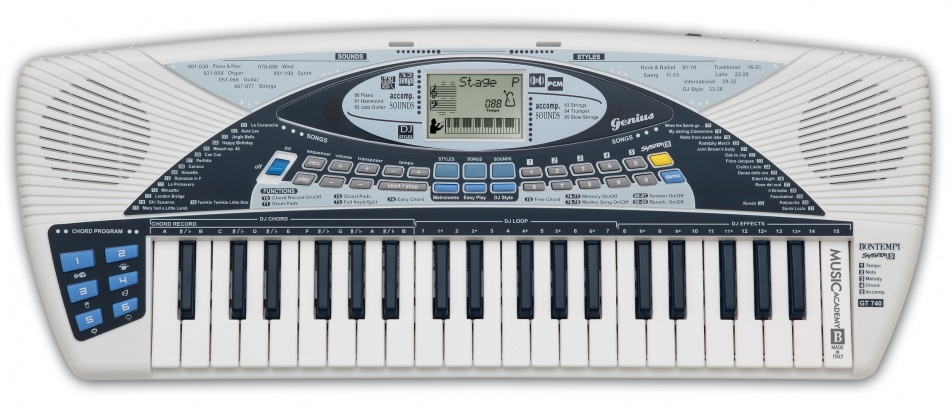 Bontempi DJ keyboard 40 keys