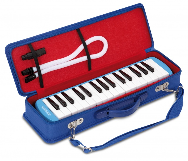 Bontempi metalen harmonica