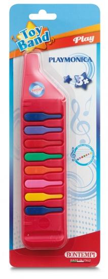 Bontempi Playmonica Toy Band Rood