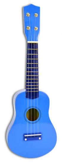 Bontempi Ukulele Gitaar Blauw 52,5 cm