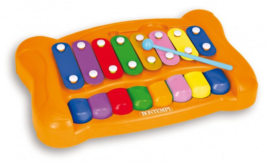 Bontempi Xylofoon Oranje