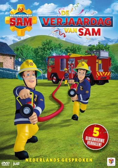 Brandweerman Sam DVD De verjaardag van Sam
