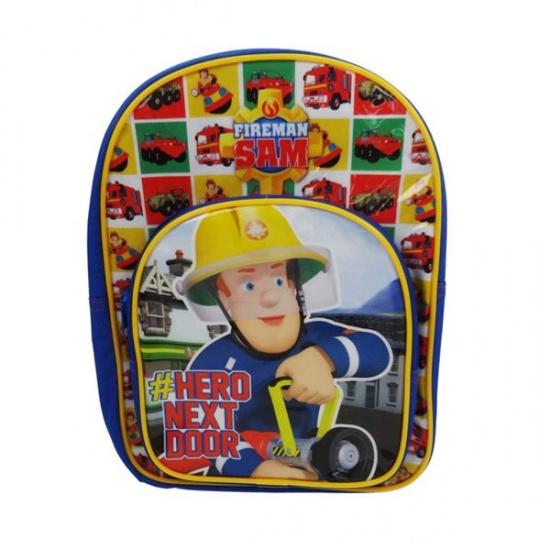 Brandweerman Sam Rugzak Sam in actie 32 x 24 x 10 cm