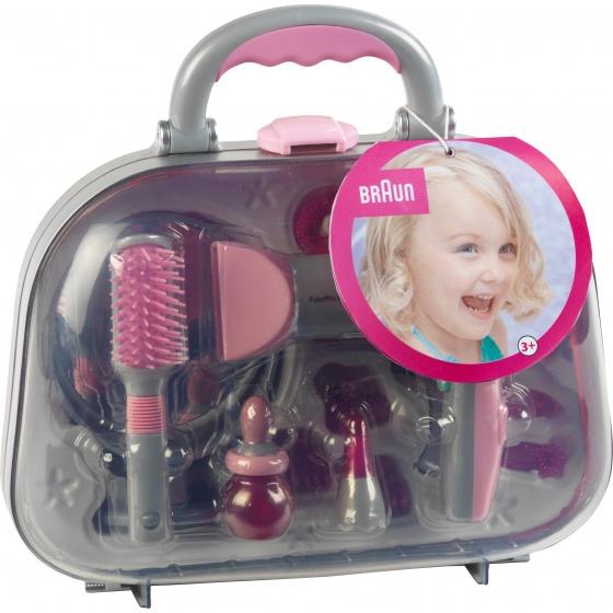 Braun beautycase