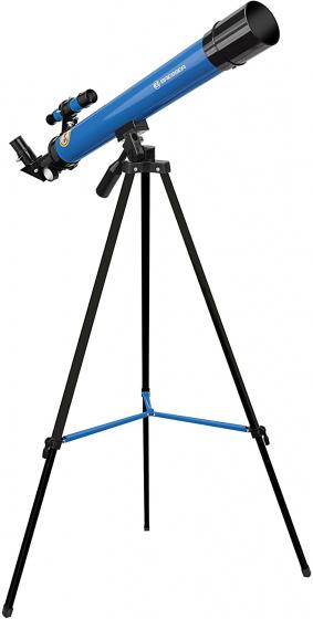 Bresser Space Explorer Telescoop 45-600 AZ Blauw