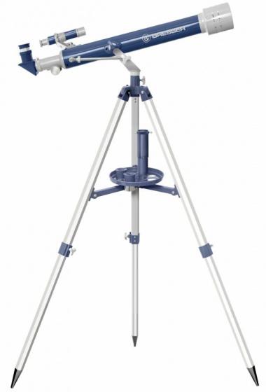 junior Linsenteleskop 60700 mm blauwgrijs