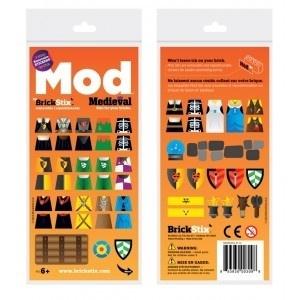 Brickstix Mod: Medieval 64 Stickers