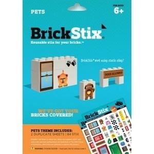 Brickstix Mod: Pets 84 Stickers