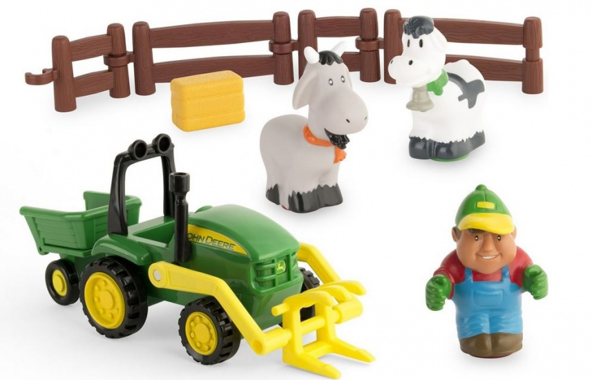 Britains John Deere Without Charge (43068) - Internet Toys