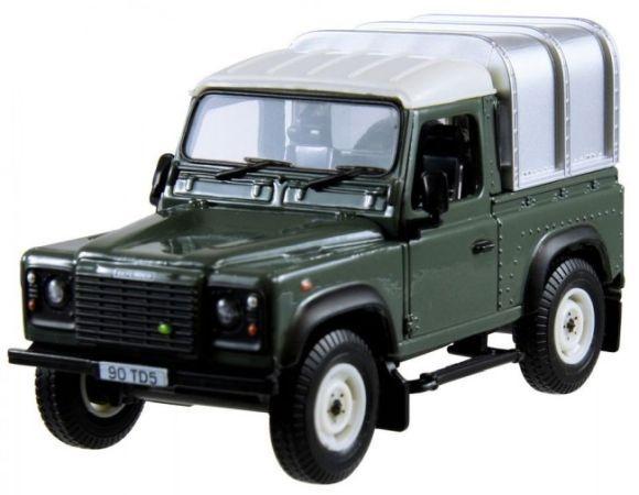 Britains Land Rover Defender 90 met huif 1:32 (42732)