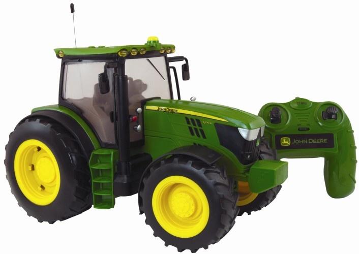 Britains RC John Deere 6190R Tractor (42838)