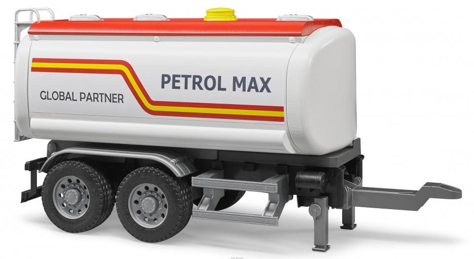 Bruder aanhanger tank (03925)