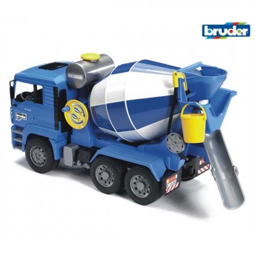 Bruder Man TGA Betonwagen (02744)