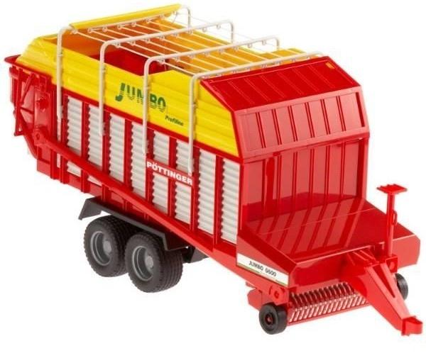 Bruder Pottinger Jumbo 6600 Profiline Opraapwagen (02214)