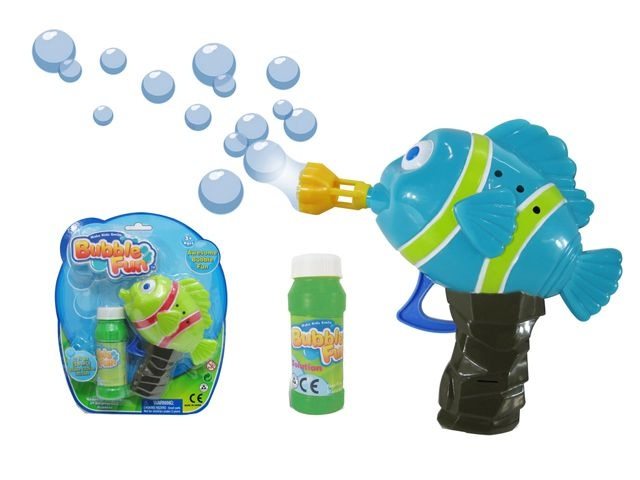 Bubble Fun Visje Blower Bellen