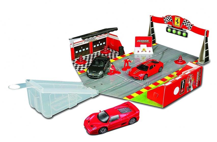 Burago Ferrari In Gift Box