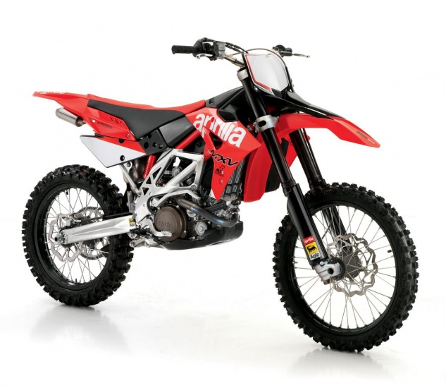 Burago Motor Aprilia MXV 450 1:18