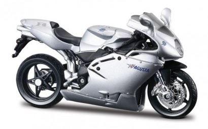 Burago Motor MV Agusta F4S 1+1 1:18