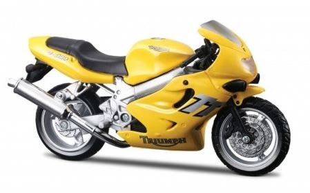 Burago Motor Triumph TT600 1:18