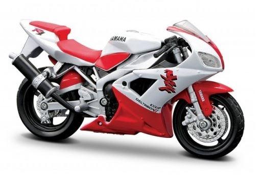 Burago Motor Yamaha YZF R1 1:18