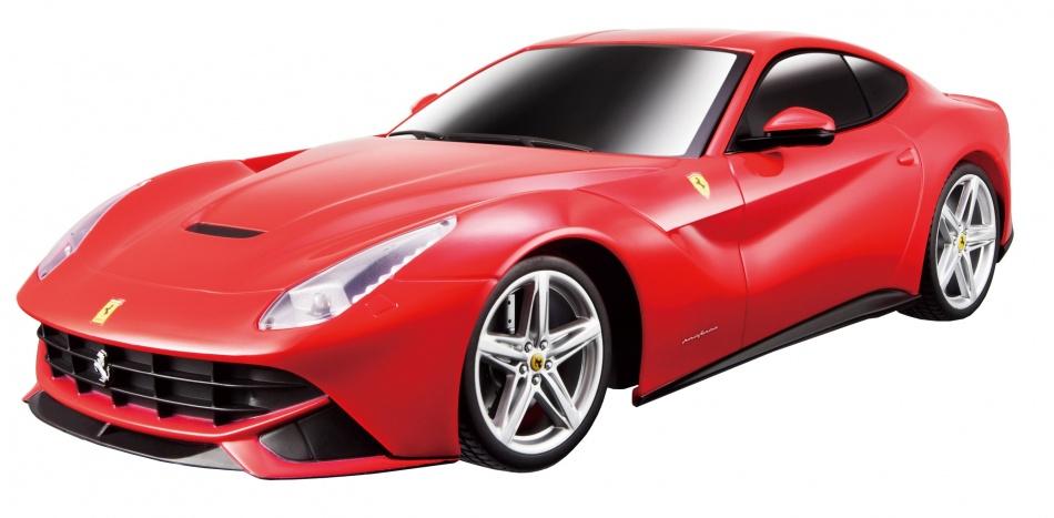 Burago RC Ferrari Maisto 31 x 15 x 9 cm rood