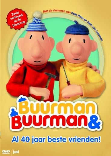 Buurman en Buurman Dvd: 40 jaar beste vrienden