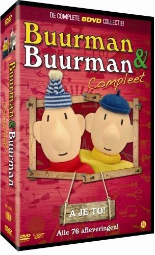 Buurman en Buurman DVD Box (8 Dvd's)