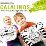Calafant Calalinos masker: Leeuw en Tijger