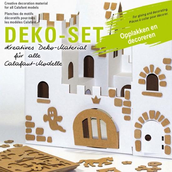 Calafant Deko set voor Calafant modellen 300 stuks