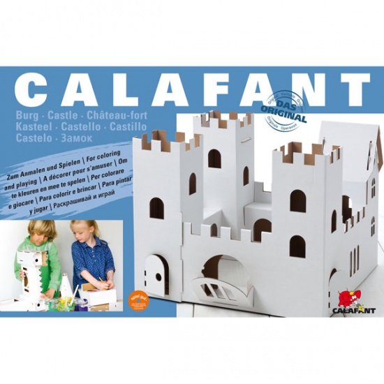 Calafant Vouwset Level 3 large: Kasteel McArthur