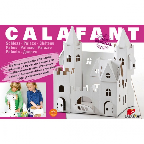 Calafant Vouwset Level 3 large: Paleis van sprookjes